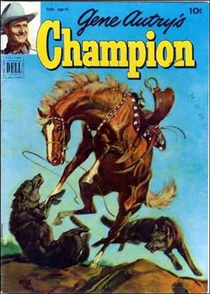 Gene Autry's Champion 5-A