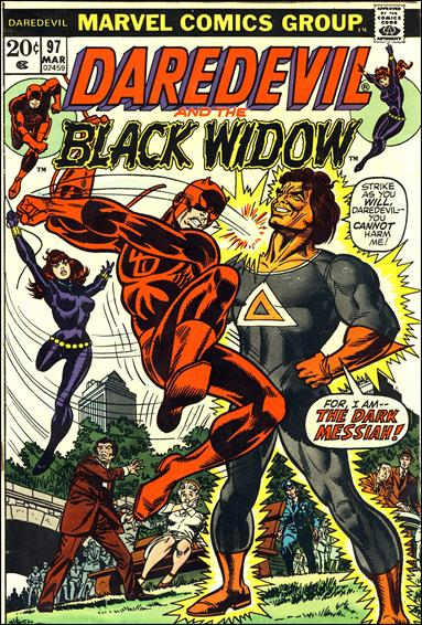 Daredevil (1964) 97-A by Marvel