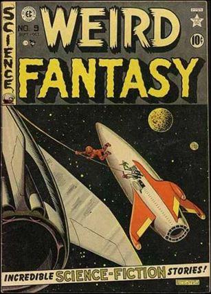 Weird Fantasy (1950) 9-A