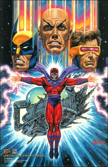 1994 Fleer Ultra X-Men (Ultra Prints Subset) 2-A by Fleer