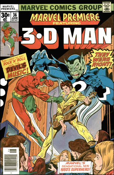 Marvel Premiere 36-A by Marvel