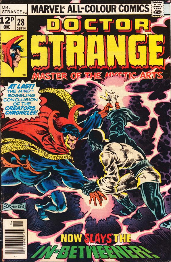 Doctor Strange (1974) 28-B by Marvel