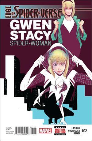 Edge of Spider-Verse 2-A