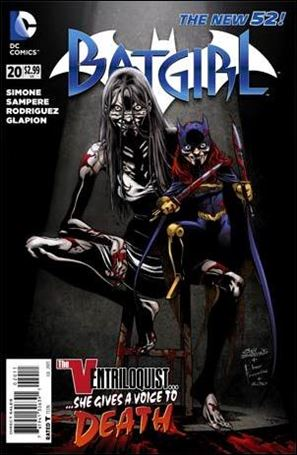Batgirl (2011) 20-A