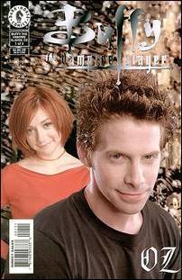 Buffy the Vampire Slayer: Oz 1-C by Dark Horse