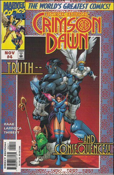 Psylocke & Archangel: Crimson Dawn 4-A by Marvel