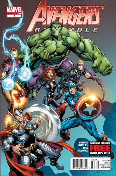 Avengers Assemble (2012) 3-A by Marvel