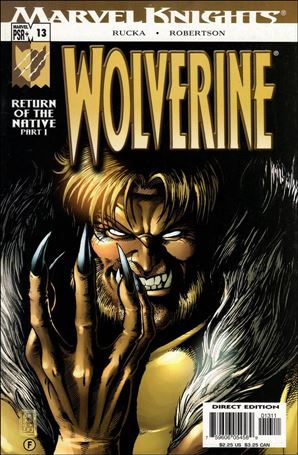 Wolverine (2003)  13-A