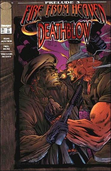 Deathblow (1993) 26-A by Image