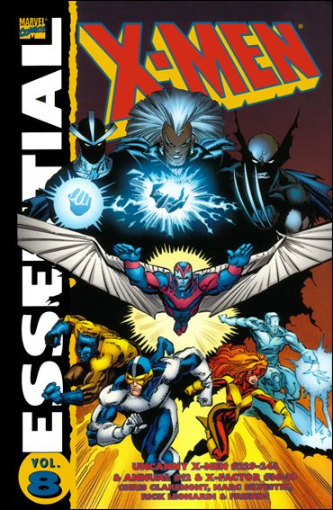 Essential X-Men 8-A by Marvel