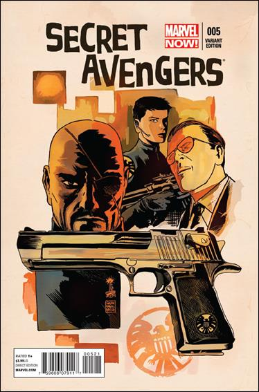 Secret Avengers (2013) 5-C by Marvel