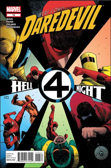 Daredevil (2011) 13-A by Marvel
