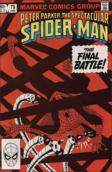 Spectacular Spider-Man (1976) 79-A by Marvel