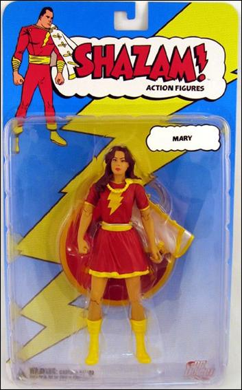Shazam! (Series 1) Mary Marvel (Red Costume) by DC Direct