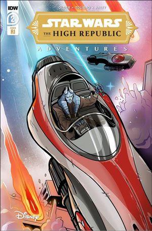 Star Wars: The High Republic Adventures 2-B