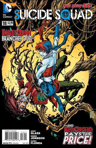 Suicide Squad (2011) 18-A by DC