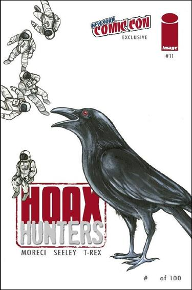 Hoax Hunters (2012) 11-C by Image