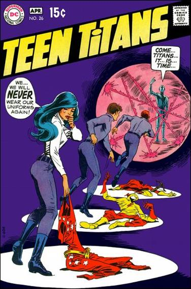Teen Titans (1966) 26-A by DC