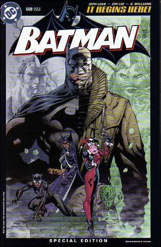 Batman (1940) 608-C by DC