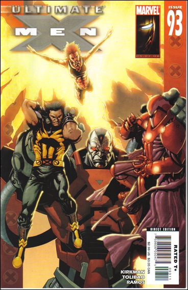 Ultimate X-Men (2000) 93-A by Marvel