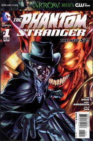 Phantom Stranger (2012) 1-B by DC