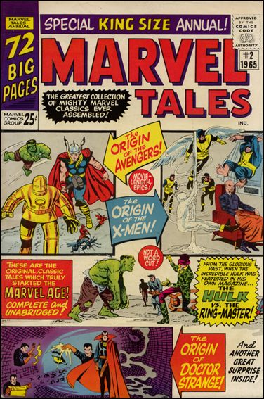 Marvel Tales Annual 2-A by Marvel