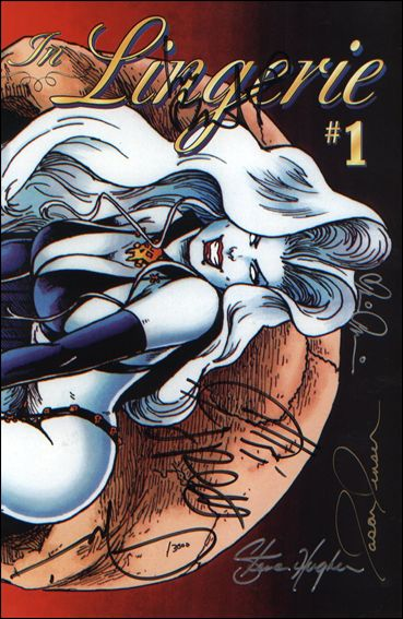 Lady Death in Lingerie 1-D by Chaos! Comics