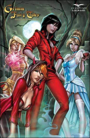 Grimm Fairy Tales: Halloween Special 2-D by Zenescope Entertainment