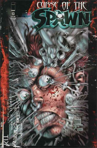 Curse of the Spawn 13-A by Image