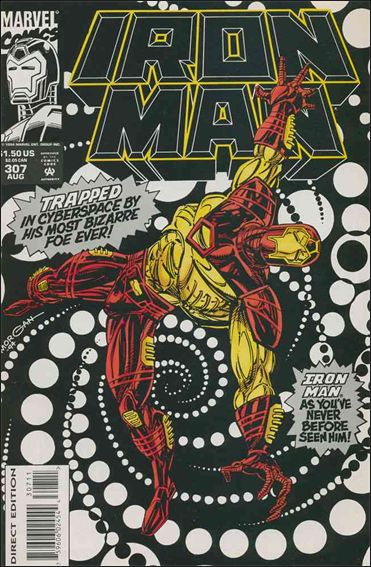 Iron Man (1968) 307-A by Marvel
