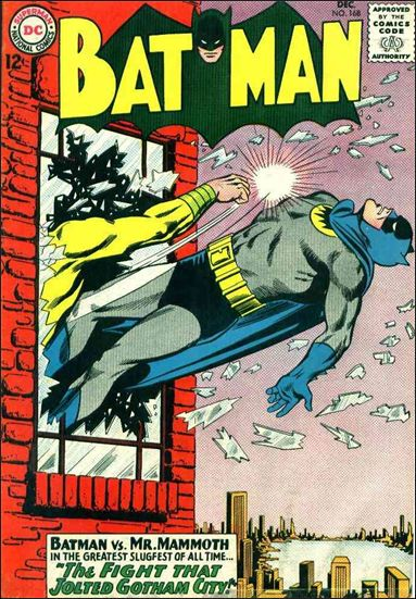 Batman (1940) 168-A by DC