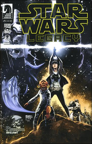 Star Wars: Legacy (2013) 1-B by Dark Horse