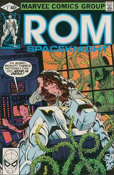 ROM (1979) 7-A by Marvel