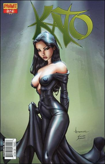 Kato 12-A by Dynamite Entertainment
