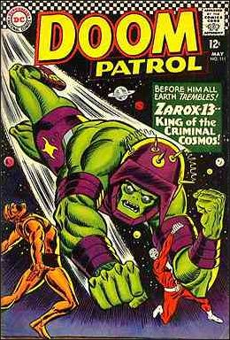 Doom Patrol (1964) 111-A by DC