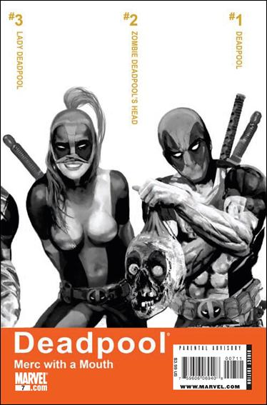 Deadpool: Merc with a Mouth 7-A by Marvel