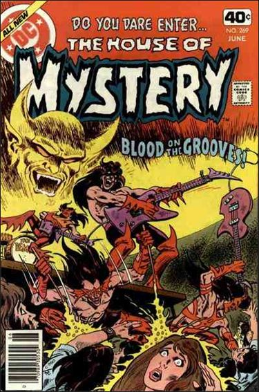 House of Mystery (1951) 269-A by DC