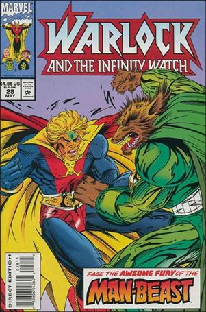 Warlock and the Infinity Watch 28-A