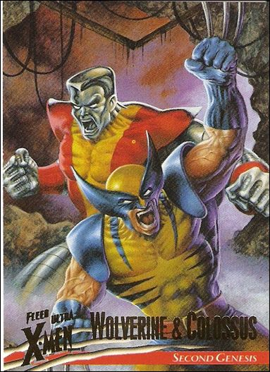 1996 Fleer Ultra X-Men: Wolverine (Base Set) 27-A by Fleer