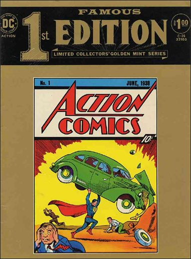Famous First Edition C-26-A by DC