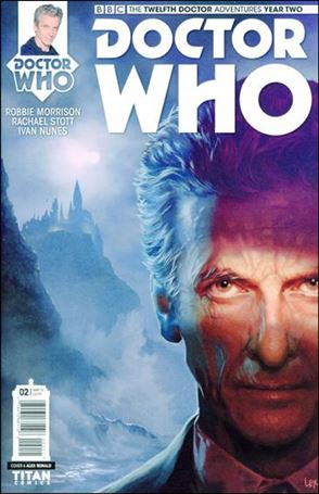 Doctor Who: The Twelfth Doctor Year Two 2-A