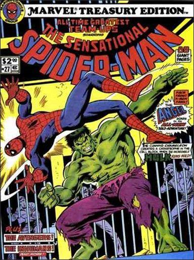 Marvel Treasury Edition 27-A by Marvel