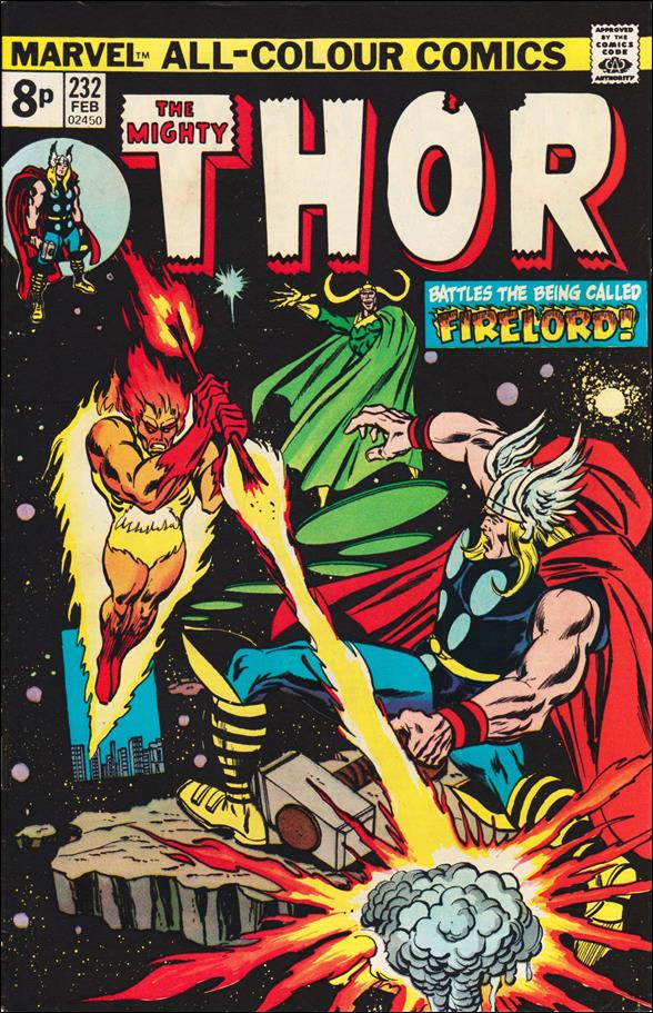 Thor (1966) 232-B by Marvel