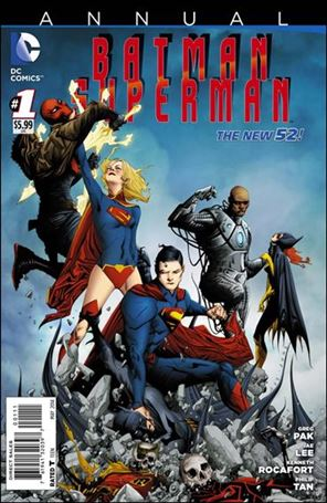 Batman/Superman Annual 1-A
