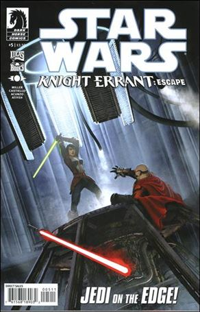 Star Wars: Knight Errant - Escape 5-A