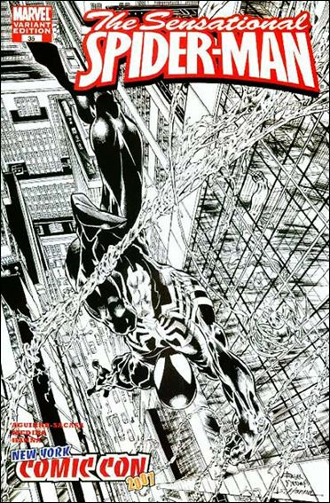 Sensational Spider-Man (2006) 35-B by Marvel