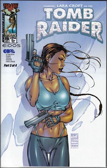 Tomb Raider: The Series 9-B by Top Cow