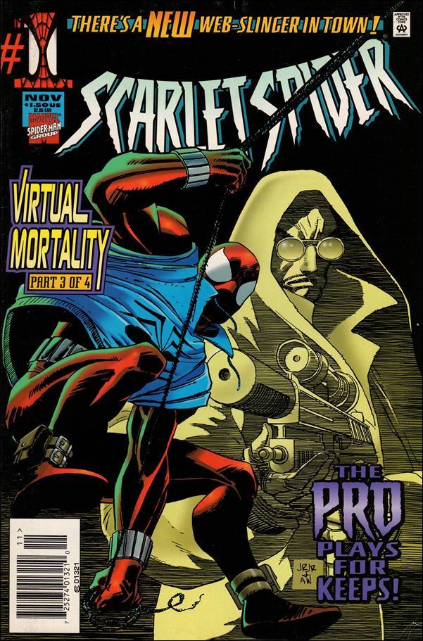 Scarlet Spider (1995) 1-B by Marvel