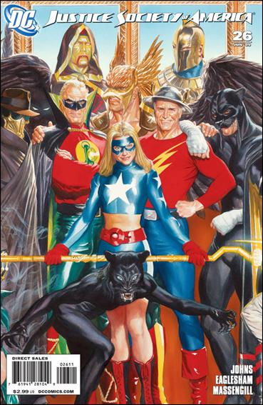 Justice Society of America (2007) 26-B by DC