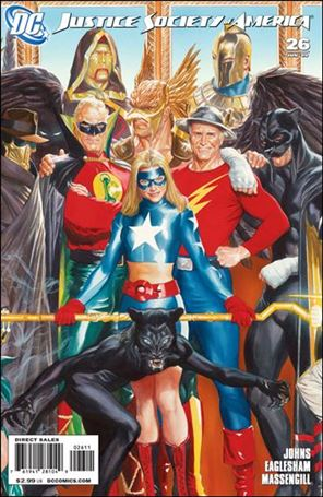 Justice Society of America (2007) 26-B